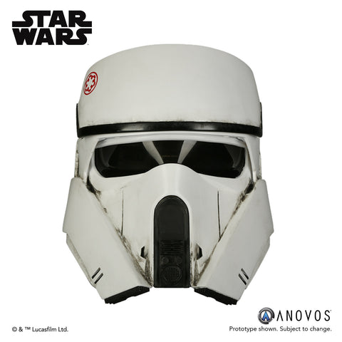 ROGUE ONE: A STAR WARS™ STORY AT-ACT Driver Helmet Accessory (2019 Reservation)