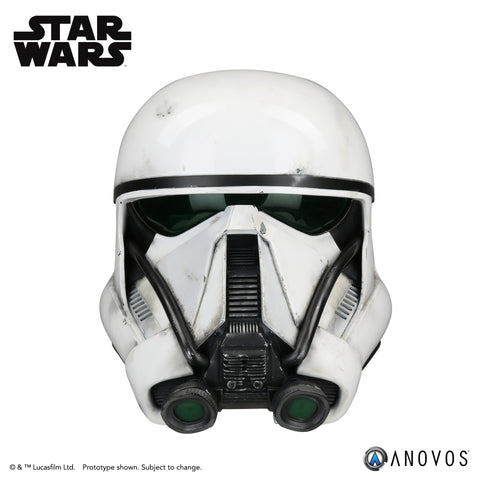 STAR WARS™ Death Trooper™ Concept Helmet Accessory (In Development)