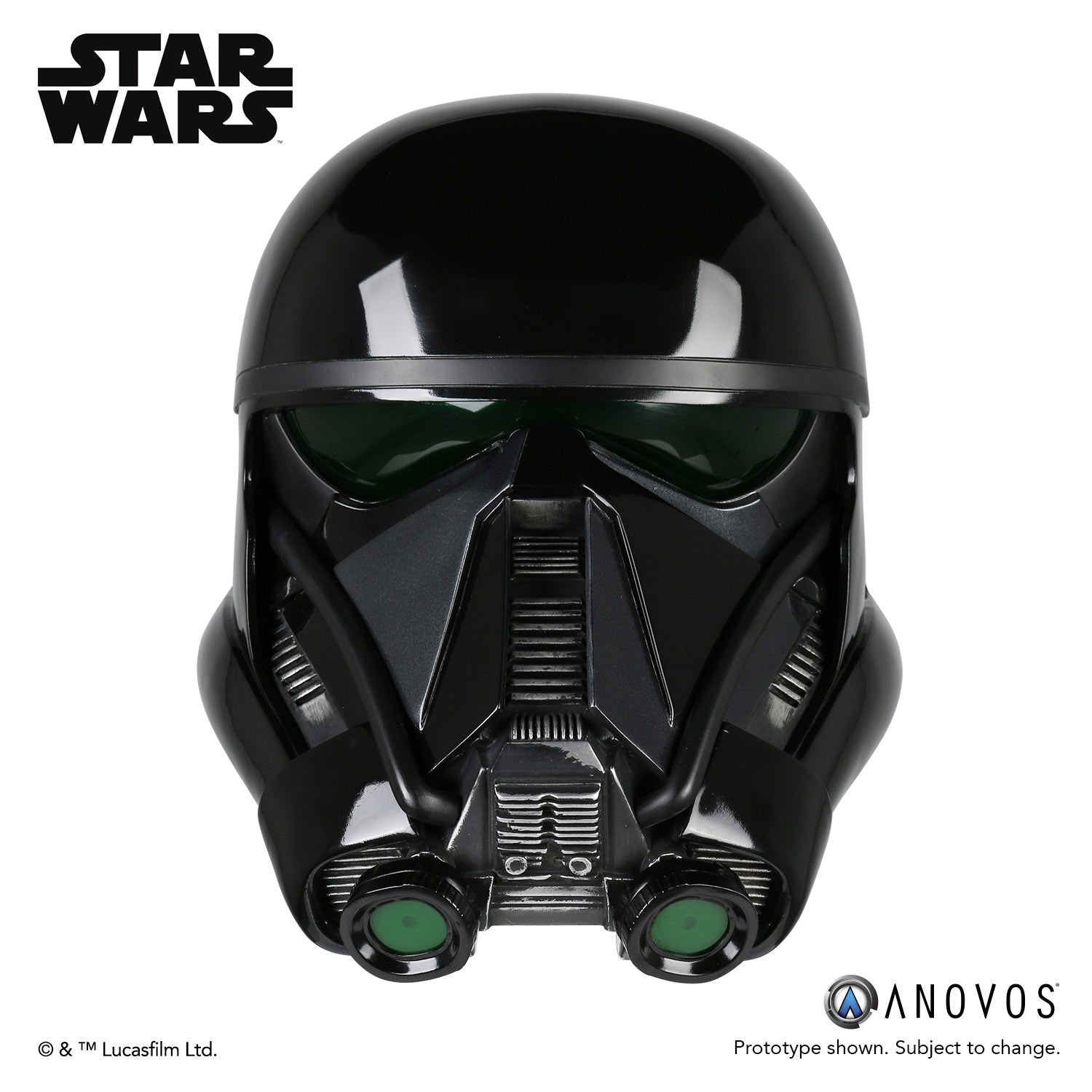 Rogue One A Star Wars Story Death Trooper Helmet
