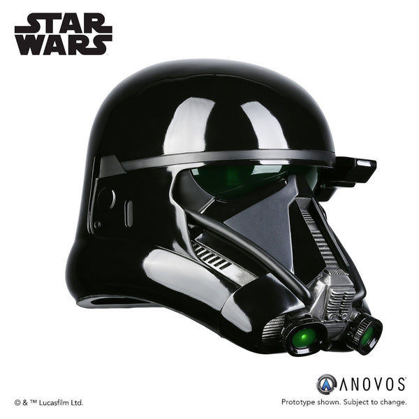 ROGUE ONE: A STAR WARS™ STORY Death Trooper Specialist Helmet Accessory (Pre-Order)