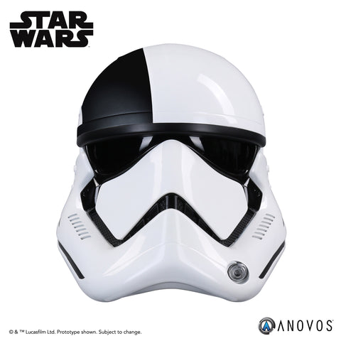STAR WARS™: THE LAST JEDI First Order Stormtrooper Executioner Premier Helmet Accessory