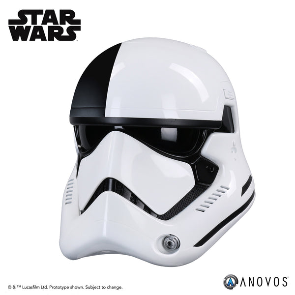 STAR WARS™: THE LAST JEDI First Order Stormtrooper Executioner Premier Helmet Accessory (Pre-Order)