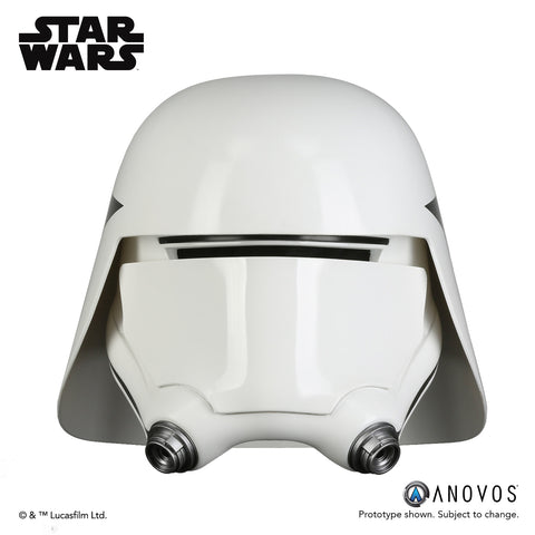 STAR WARS™: First Order Snowtrooper Helmet Accessory (Pre-Order)