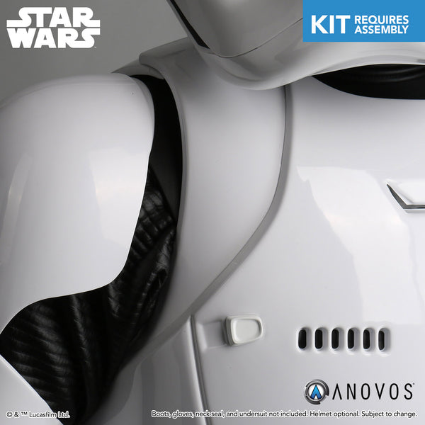 STAR WARS™: THE FORCE AWAKENS: First Order Stormtrooper Standard Kit (Pre-2019 Pre-Order)