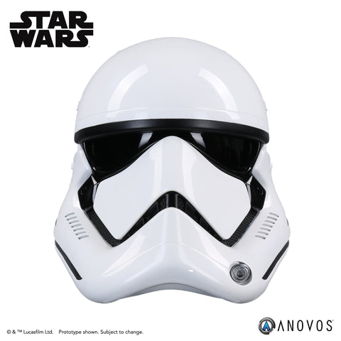 STAR WARS™: THE LAST JEDI First Order Stormtrooper Premier Helmet Accessory (Pre-Order)