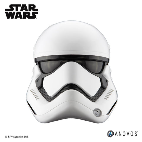 STAR WARS™: THE FORCE AWAKENS: First Order Stormtrooper Helmet Accessory