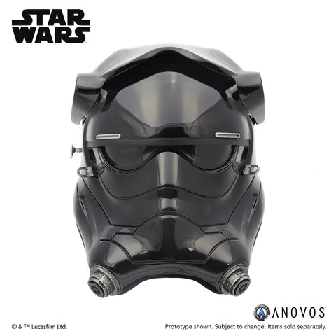 STAR WARS™: THE FORCE AWAKENS: First Order TIE Fighter Pilot Helmet Premier Line Accessory