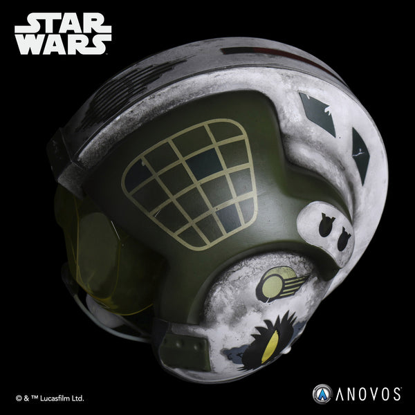 STAR WARS™: Gold Leader Rebel Pilot Helmet Accessory (Pre-Order)