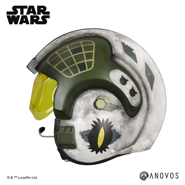 STAR WARS™: Gold Leader Rebel Pilot Helmet Accessory