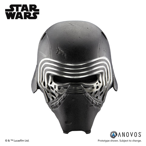 STAR WARS™: THE FORCE AWAKENS: Kylo Ren Helmet Premier Line Accessory (Pre-Order)