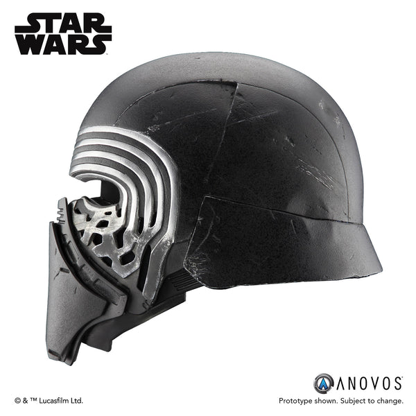 STAR WARS™: THE FORCE AWAKENS: Kylo Ren Helmet Premier Line Accessory