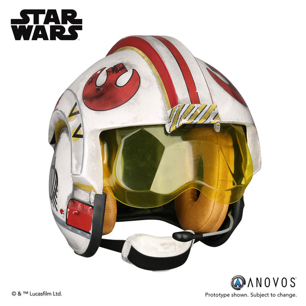 STAR WARS™: Luke Skywalker Rebel Pilot Helmet Accessory (Pre-Order)