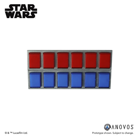 STAR WARS™: Imperial Admiral Rank Badge Accessory (Pre-Order)