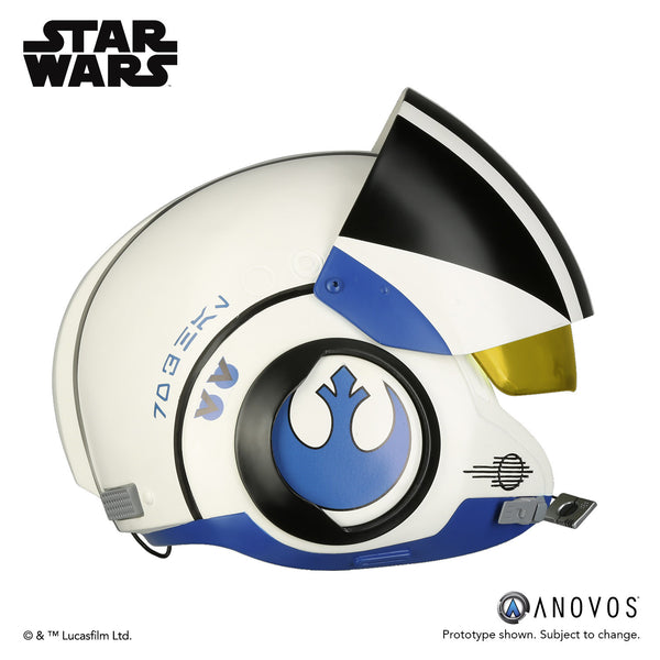 STAR WARS™: THE FORCE AWAKENS Poe Dameron Blue Squadron Helmet Accessory
