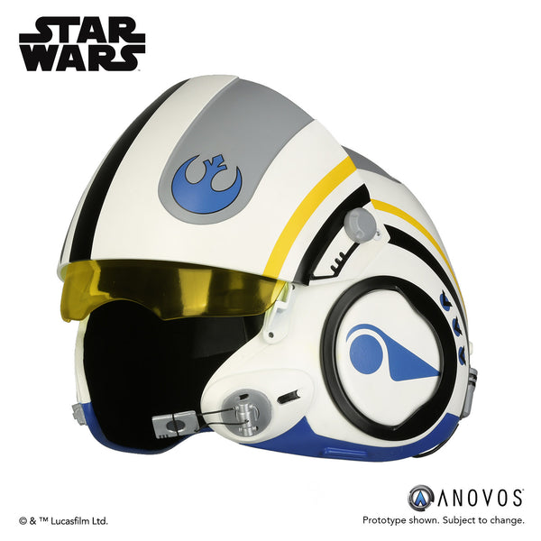 STAR WARS™: THE FORCE AWAKENS Poe Dameron Blue Squadron Helmet Accessory (Pre-Order)