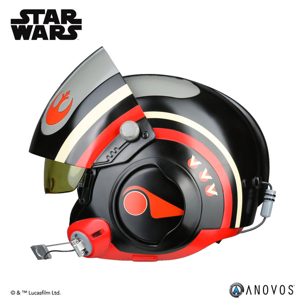 STAR WARS™ Poe Dameron Black Squadron Helmet Accessory