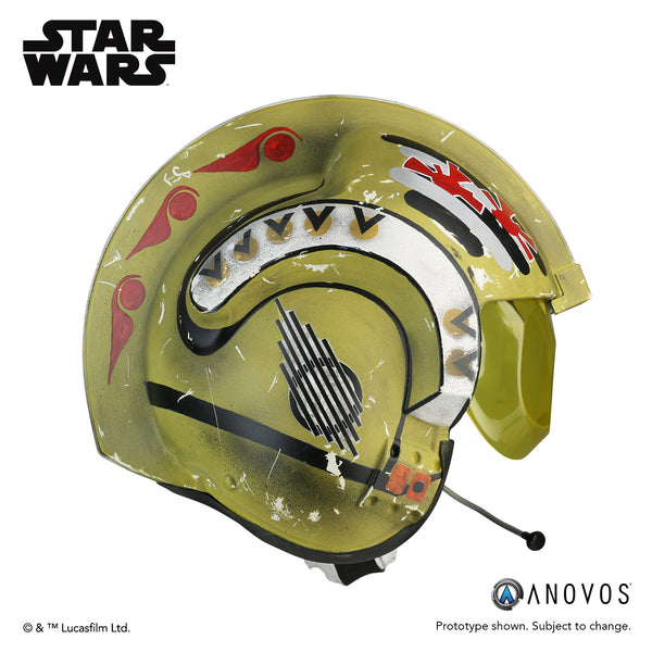 STAR WARS™ Red Leader Rebel Pilot Helmet Accessory (Pre-Order)