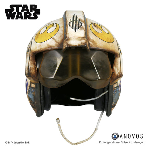 STAR WARS™ THE FORCE AWAKENS Rey Salvaged X-wing Helmet Accessory