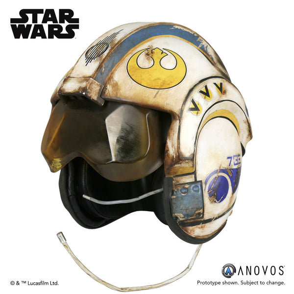 STAR WARS™ THE FORCE AWAKENS Rey Salvaged X-wing Helmet Accessory (Pre-Order)