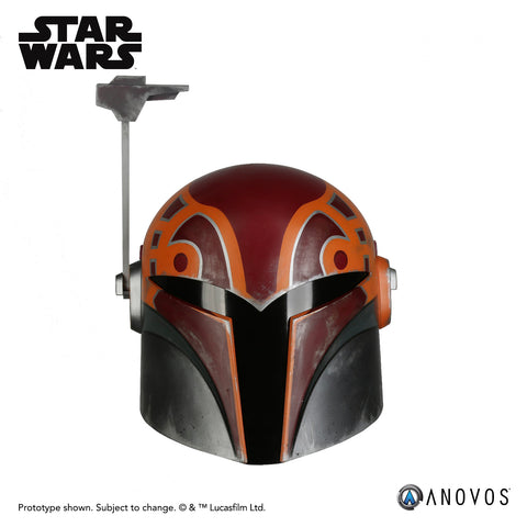 STAR WARS™ REBELS Sabine Wren Helmet Accessory