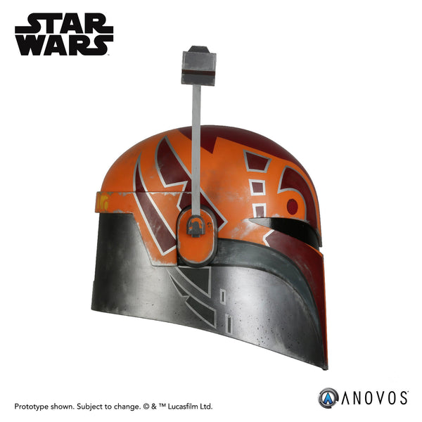 STAR WARS™: REBELS Sabine Wren Helmet (Season 2) Accessory (Pre-Order)