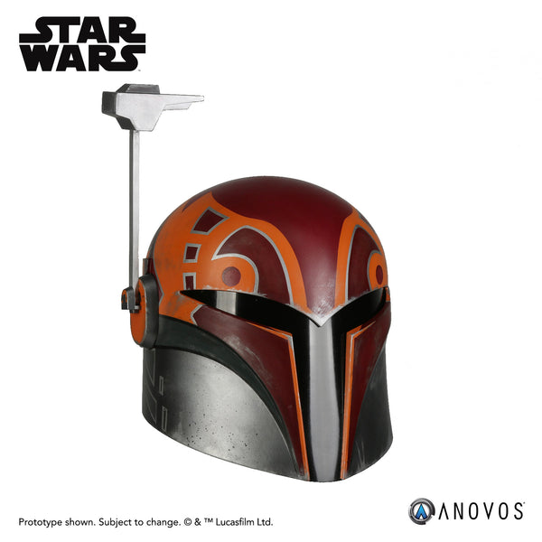 STAR WARS™: REBELS Sabine Wren Helmet (Season 2) Accessory