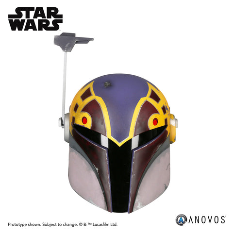 STAR WARS™: REBELS Sabine Wren Helmet (Season 4) Accessory (Pre-Order)