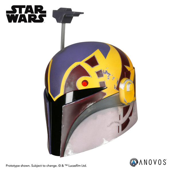 STAR WARS™: REBELS Sabine Wren Helmet (Season 4) Accessory