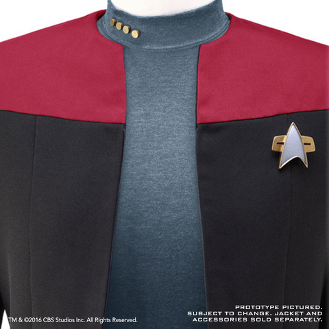STAR TREK™:  THE NEXT GENERATION-Era Starfleet Uniform Shirt (Pre-Order)