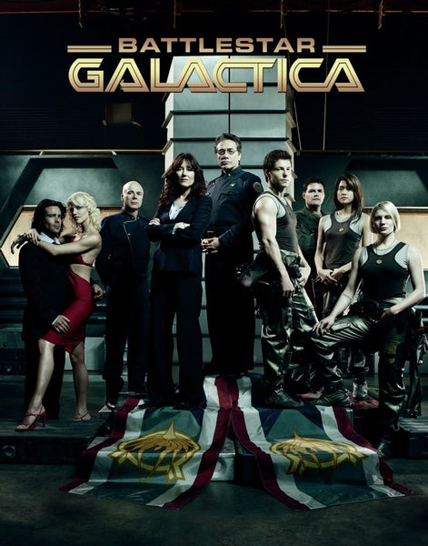BATTLESTAR GALACTICA - Double Tank Top Set