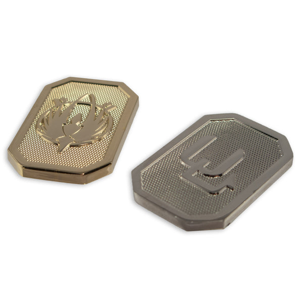 Battlestar Galactica Replica Coined Cubit Set