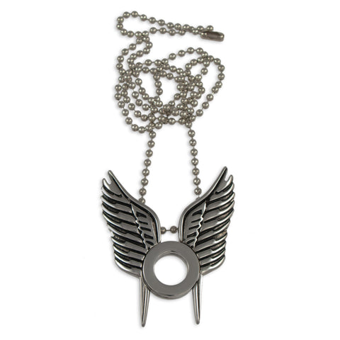 Battlestar Galactica Kara and Sam's Forever Necklace