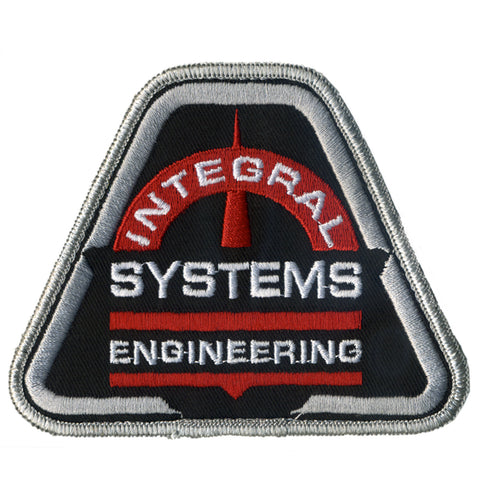 "Battlestar Galactica Patch - Integral Engineering Systems from ""Razor"""