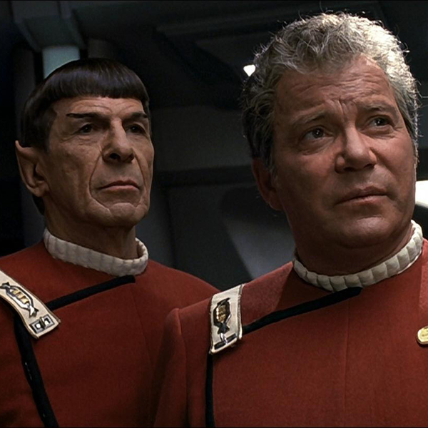 "UPGRADE - Star Trek TWOK Standard ""Captain"" to Premier ""Captain"" - Tier 1"