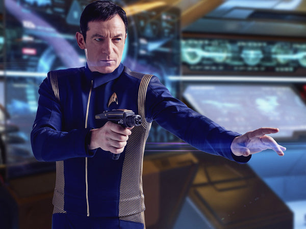 STAR TREK: DISCOVERY - Starfleet Captain's Duty Uniform for Men (Pre-Order)