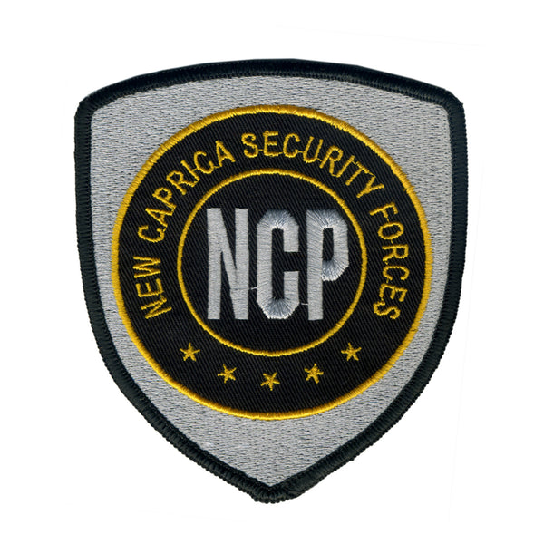 Battlestar Galactica Patch - New Caprica Police