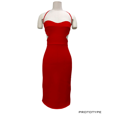 Battlestar Galactica Six Dress