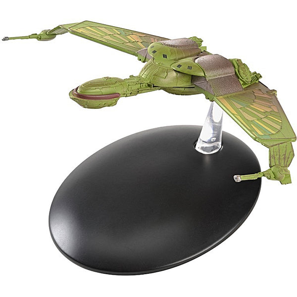 STAR TREK Klingon Bird-of-Prey Collector's Edition