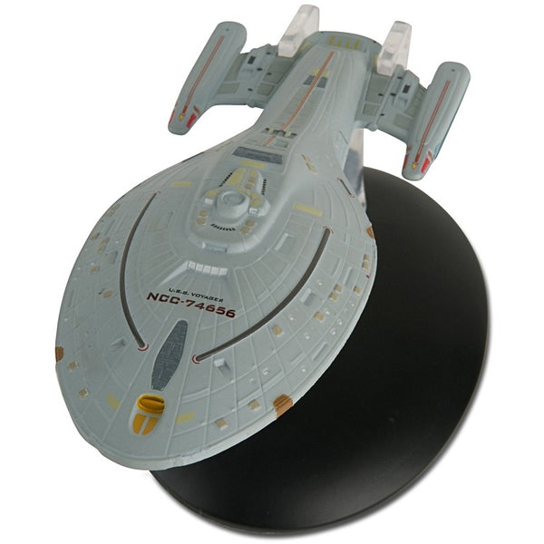 STAR TREK U.S.S. Voyager NCC-74656 Collector's Edition Starship