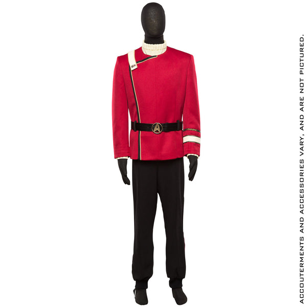STAR TREK™: THE WRATH OF KHAN Admiral Kirk Uniform 2.0 Ensemble - Standard Line (Pre-Order)