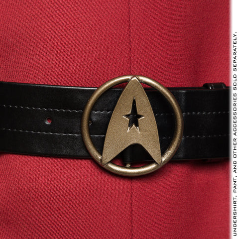STAR TREK: THE ORIGINAL SERIES Movie Era - Starfleet Dress Belt & Buckle