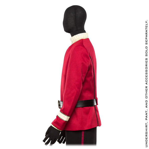 STAR TREK: THE WRATH OF KHAN - Command Division Uniform Jacket - Standard Line (Version 1.0)