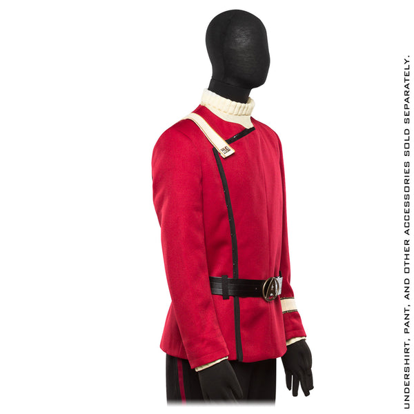 STAR TREK THE WRATH OF KHAN - Command Division Uniform Jacket - Standard Line