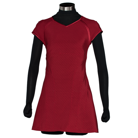STAR TREK™ : The Movie - Uhura Replica Red Dress - Size 2XS