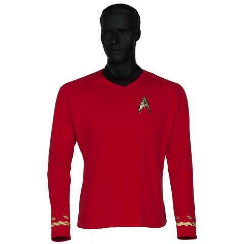 Star Trek: The Original Series Season 3 Premier Line Operations Uniform Tunic (Pre-Order)