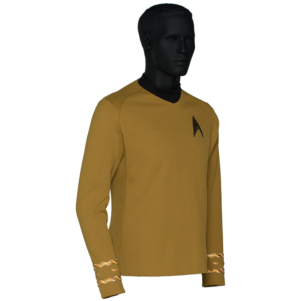 STAR TREK™: THE ORIGINAL SERIES Season 3 Premier Line Command Uniform Tunic (Pre-Order)