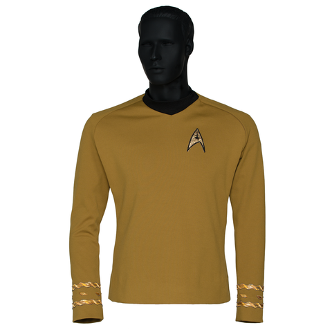 STAR TREK™: THE ORIGINAL SERIES Season 3 Premier Line Command Uniform Tunic (2019 Pre-Order Wave)