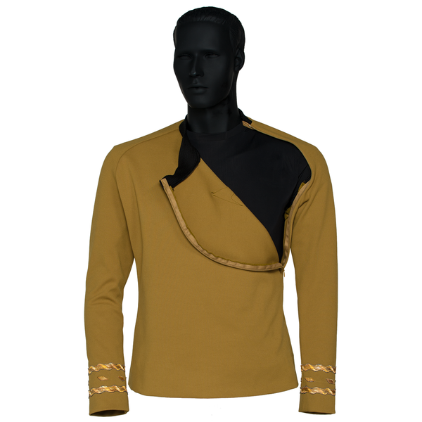 Star Trek: The Original Series Season 3 Premier Line Command Uniform Tunic