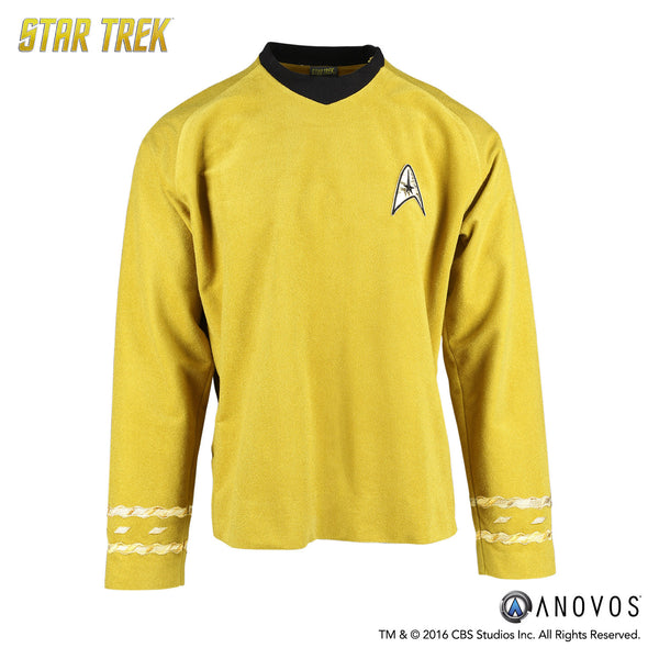 Star Trek: The Original Series - Men's Tunic - Velour Line