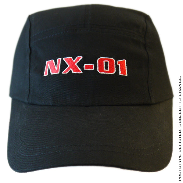 STAR TREK™: ENTERPRISE NX-01 Uniform Cap (Pre-Order)